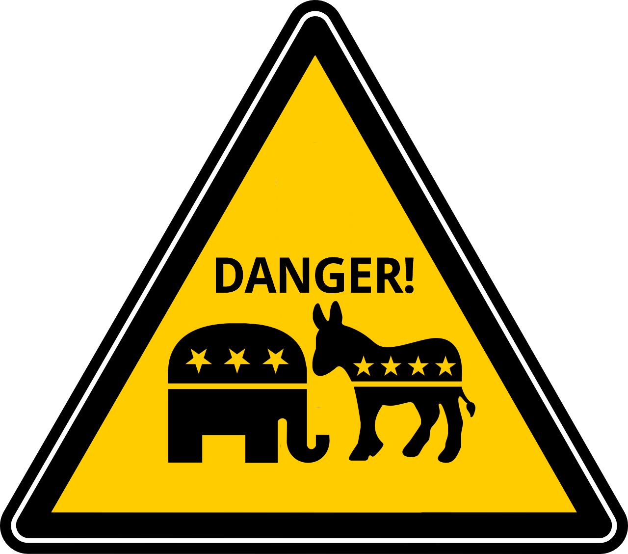 Danger: Politics Ahead