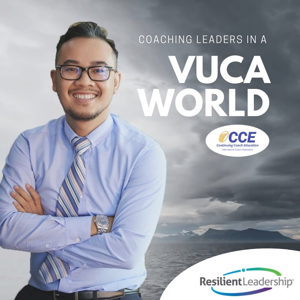 Coaching leaders in a VUCA world